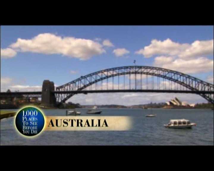 1000 мест, которые стоит посетить. Австралия