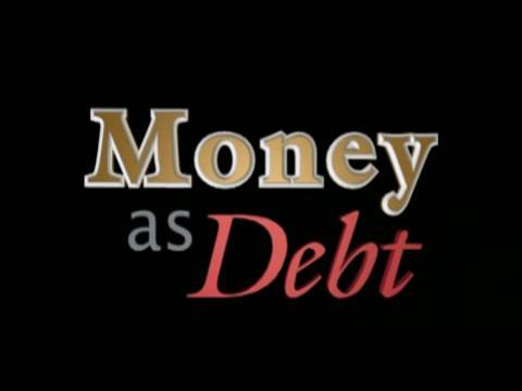 Деньги — пирамида долгов