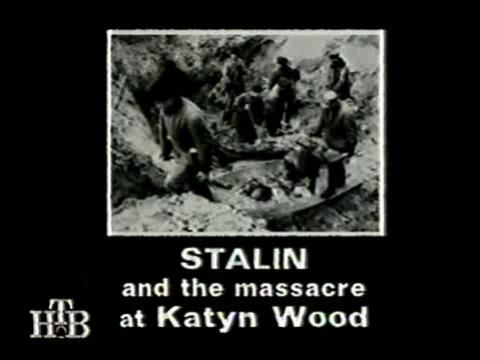 Самые громкие преступления ХХ века. Сталин и бойня в Катынском лесу
