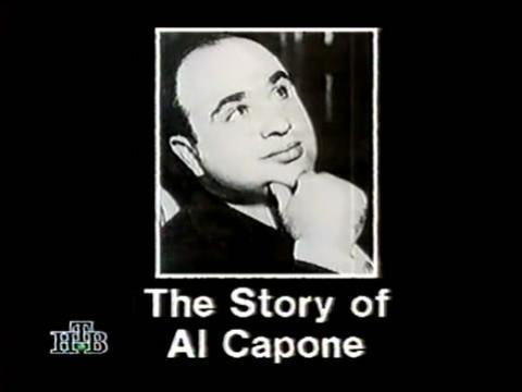 Самые громкие преступления ХХ века. История Аль Капоне